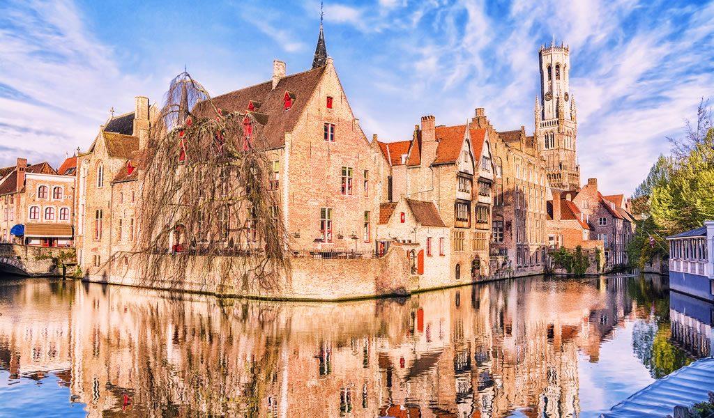 3 dagen Brugge + diner