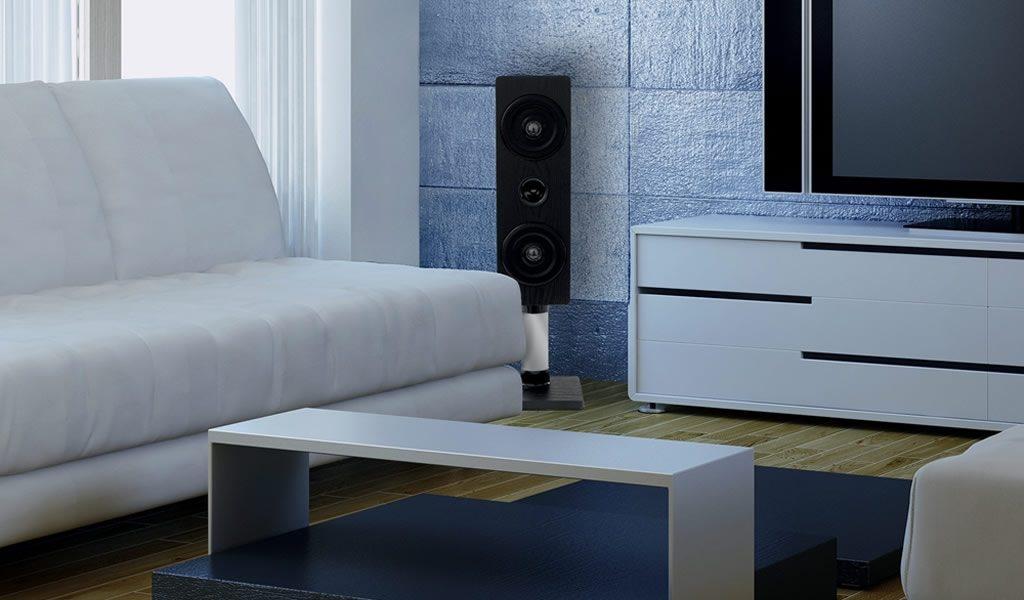 Bluetooth speaker toren