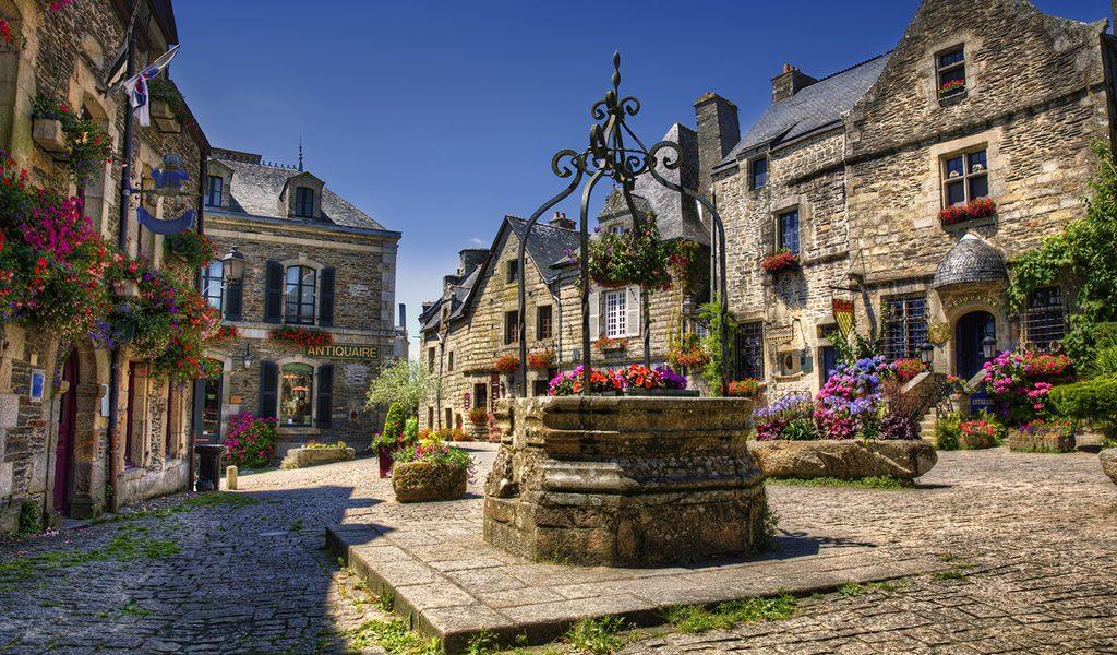 Weekje in Bretagne