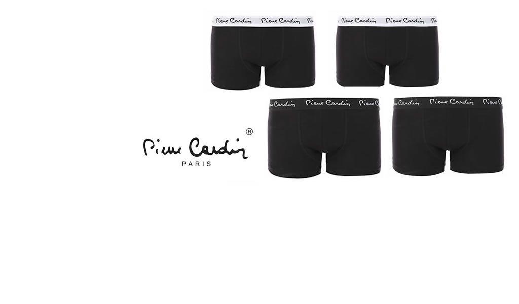 2 of 4 Pierre Cardin boxers
