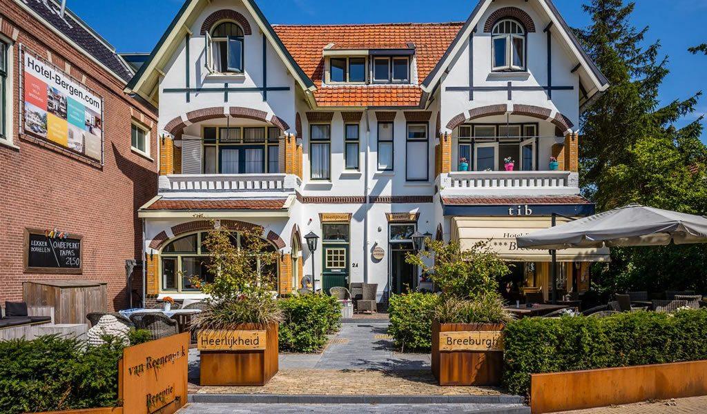 Korting Gezellig hotel in hartje Bergen