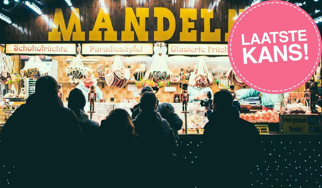 Kerstmarkt Duisburg + hotel