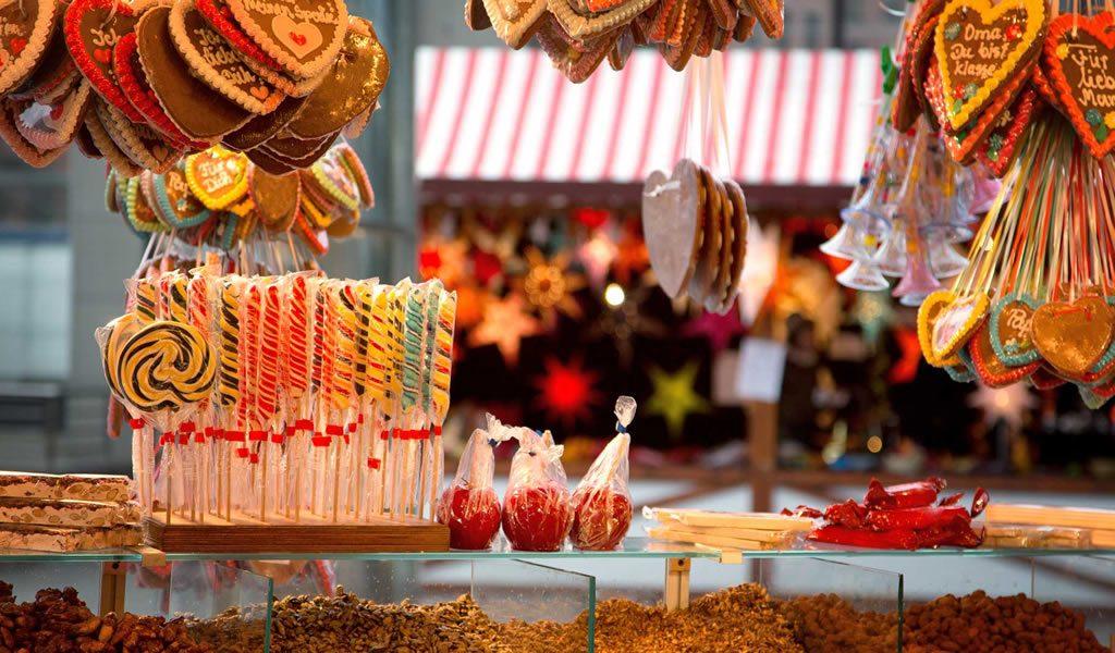 Kerstmarkten Oberhausen + verrassing