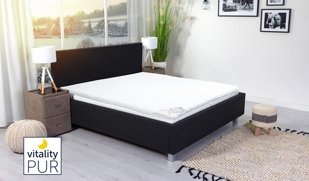 Comfortabel topdekmatras
