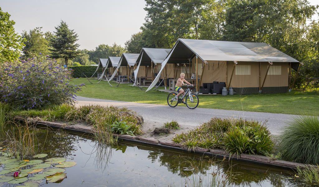 Korting 5* Camping De Luttenberg Zwolle