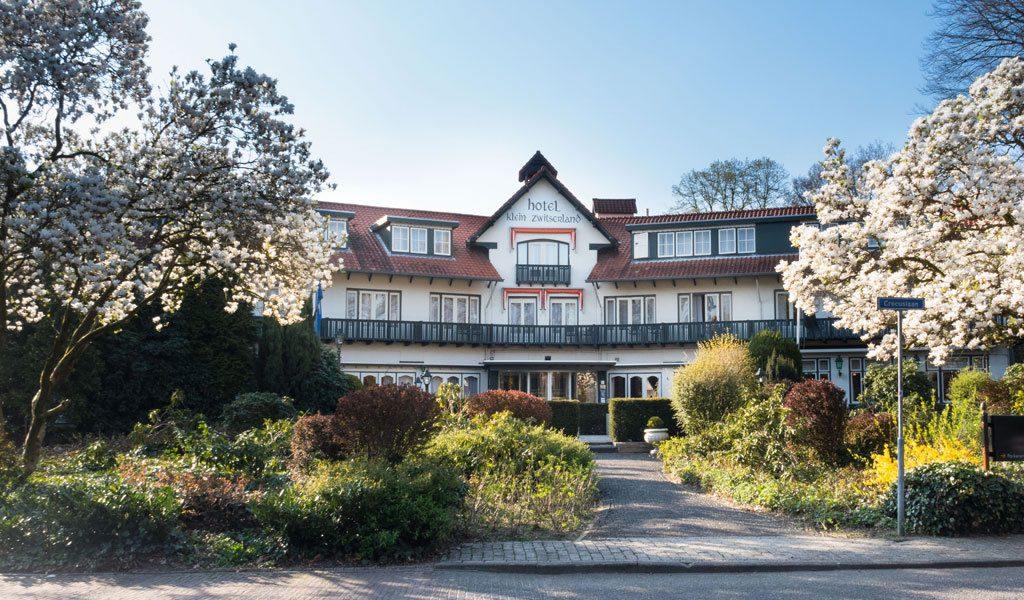 Korting 4* hotel nabij Arnhem