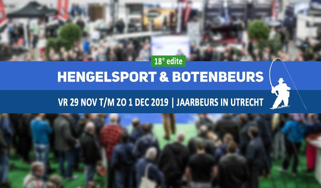 Ticket Hengelsport & Botenbeurs 2019
