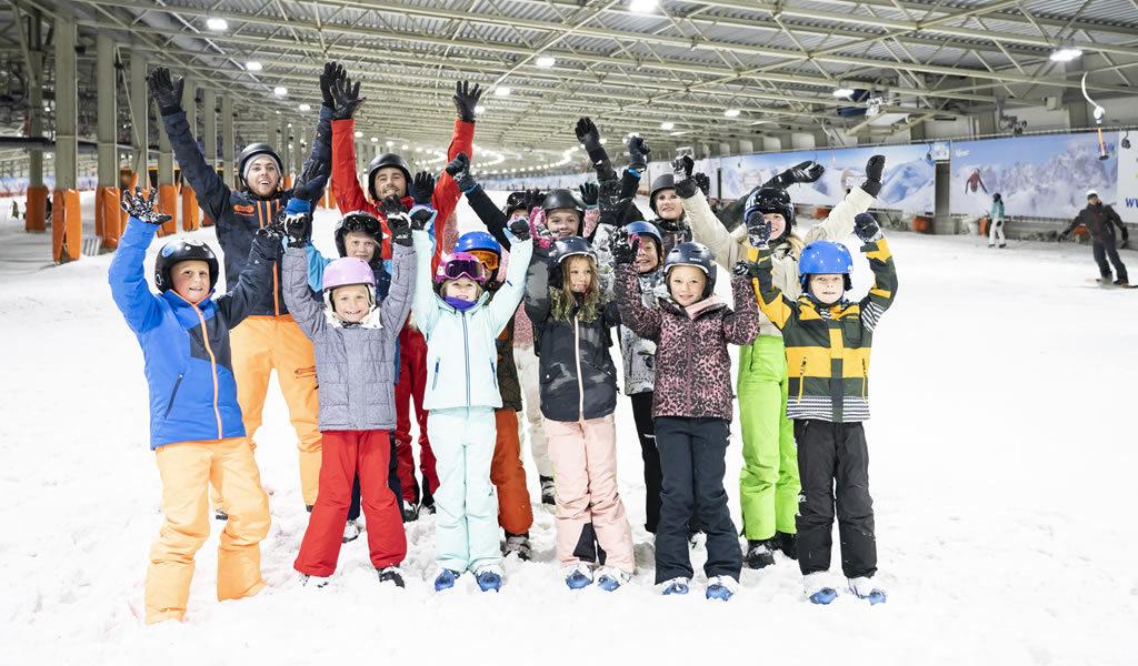 SnowWorld Hotel + 4 uur skien