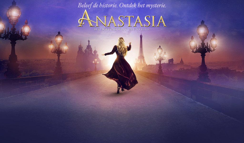 Broadway musical Anastasia
