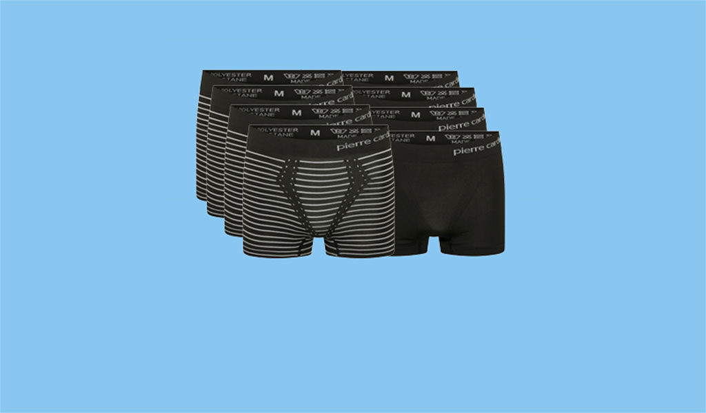 Korting 8 Pack Pierre Cardin boxershorts