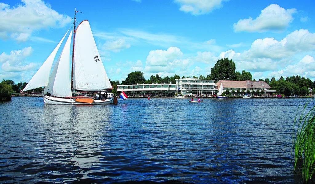 Korting 3 dagen aan het Friese water Leeuwarden