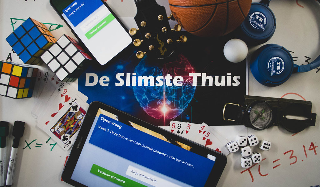 Korting Online spel De Slimste Thuis