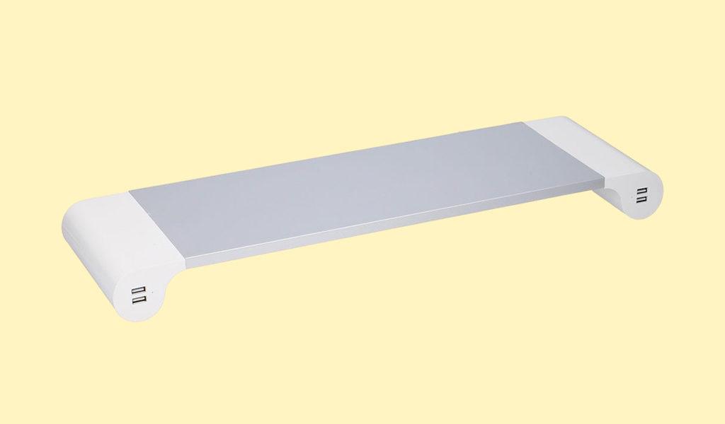 Korting Monitor standaard met 4 USB ingangen