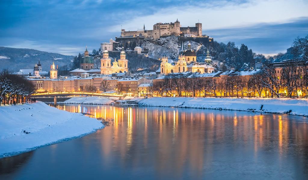 Korting All inclusive 8 dgn Oostenrijk Salzburg