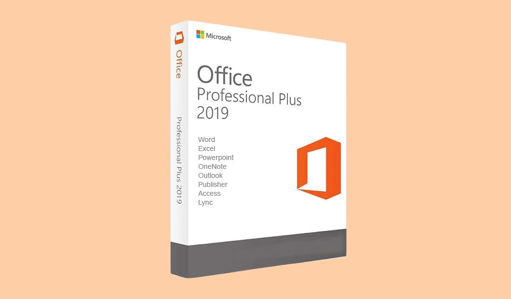Korting Licentie Microsoft Office 2019 Pro