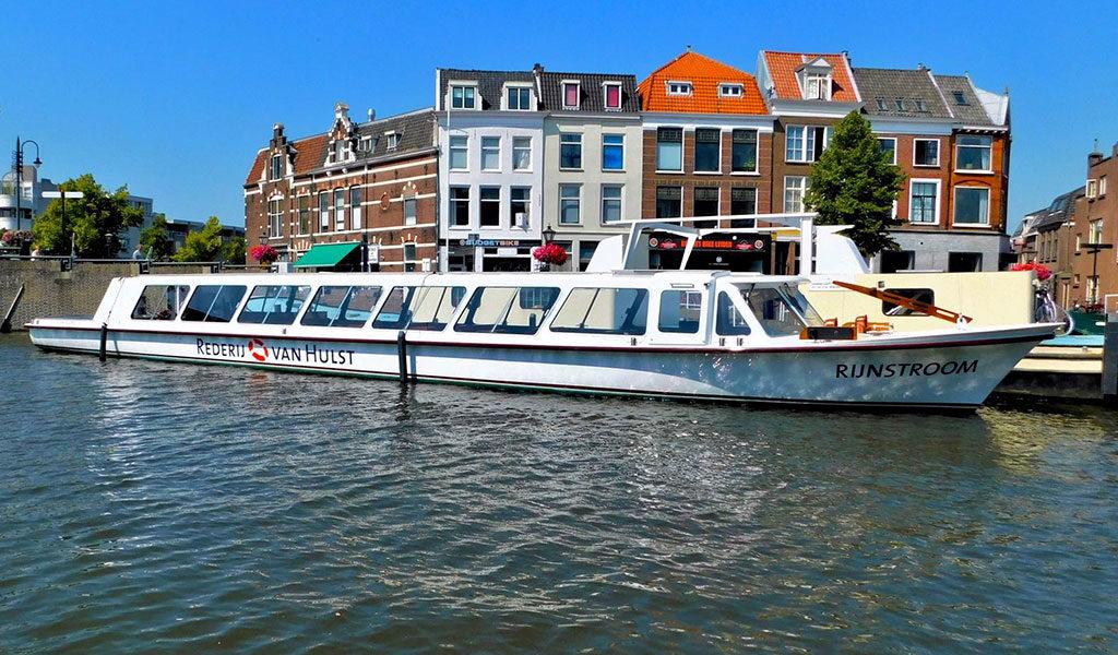 Rondvaart Leiden & omgeving
