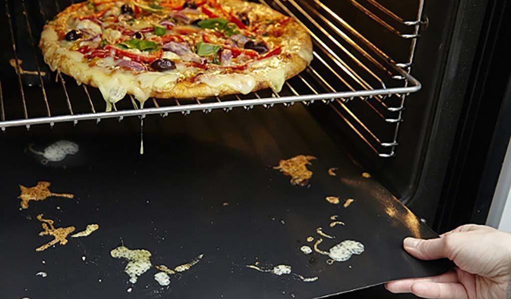 Korting Set van 2 grillmatten