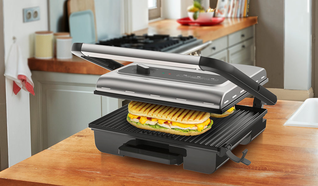 Korting Tefal multifunctionele grill