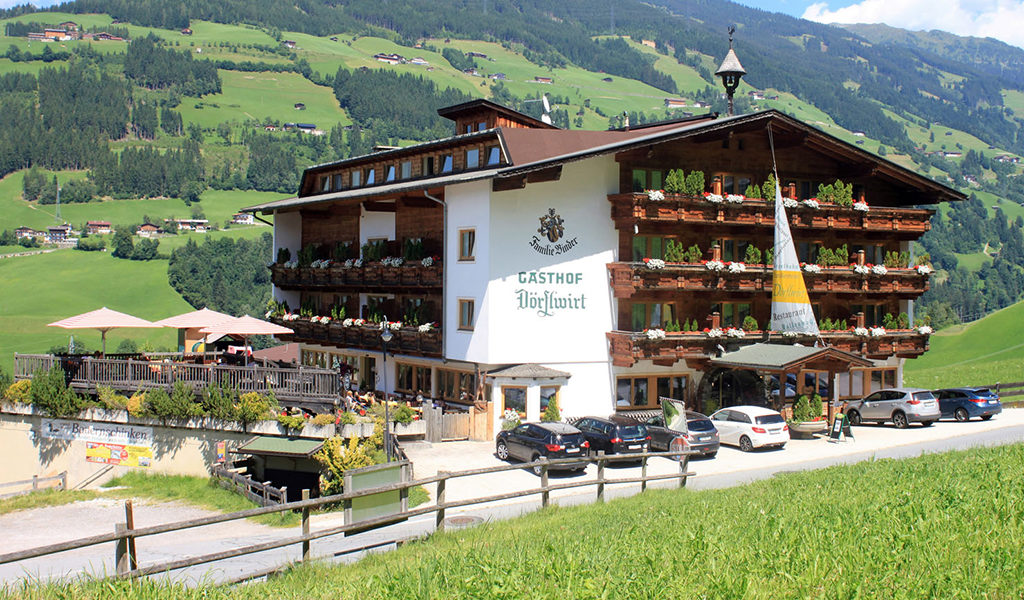 8 dgn zomervakantie in Oostenrijk