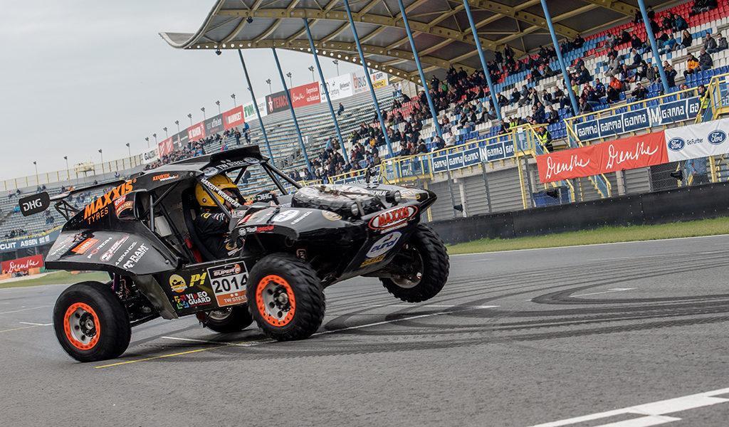 Jonker & Jacks racing ticket zondag