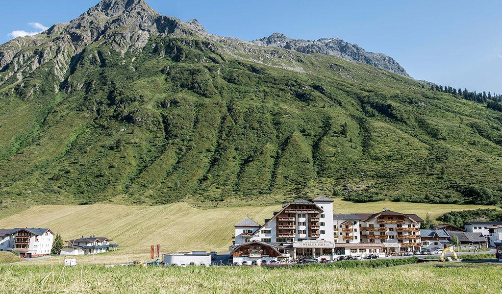 6 dgn romantiek in de Alpen