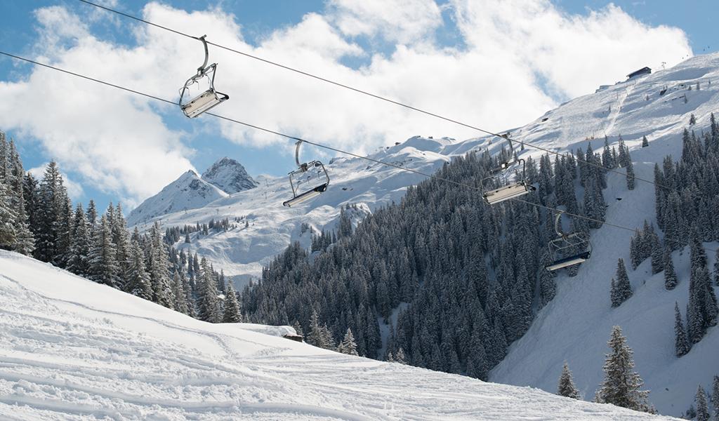4 dgn skiën in Montafon