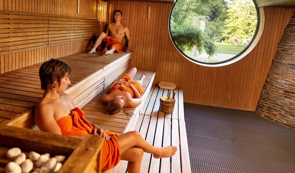 Dagje sauna bij Saunatopia