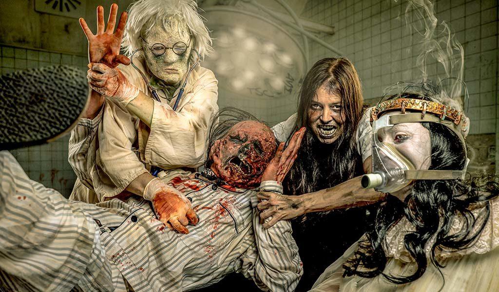 Halloween The Villains VI